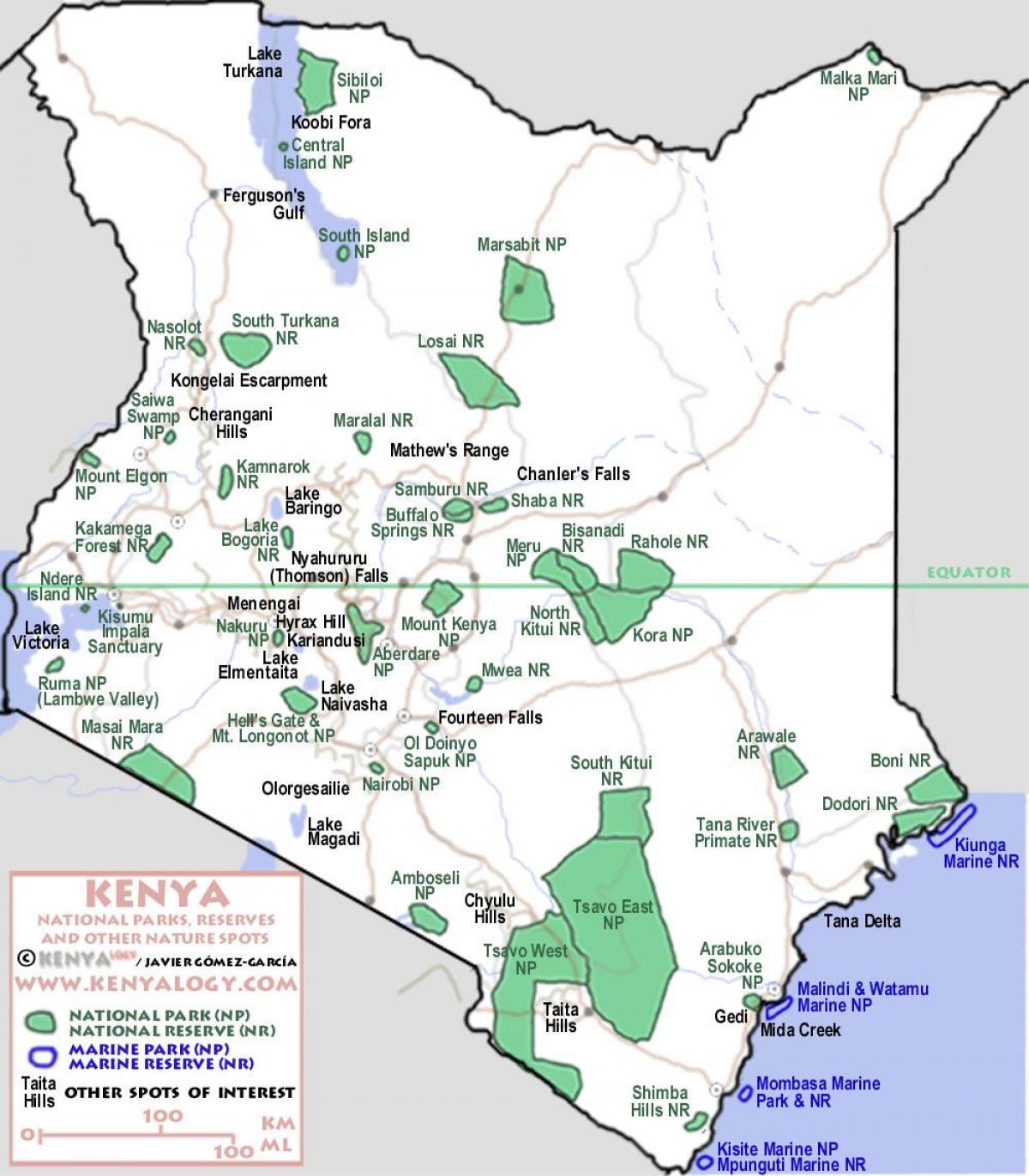 kart over kenya Kenya safari kart   Kart over Kenya safari (Øst Afrika   Afrika) kart over kenya